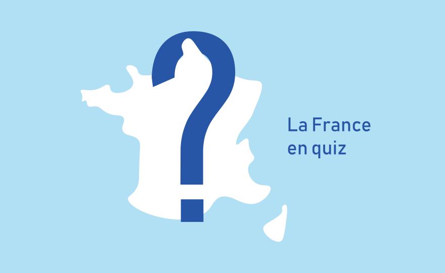 La France en quiz – N°1