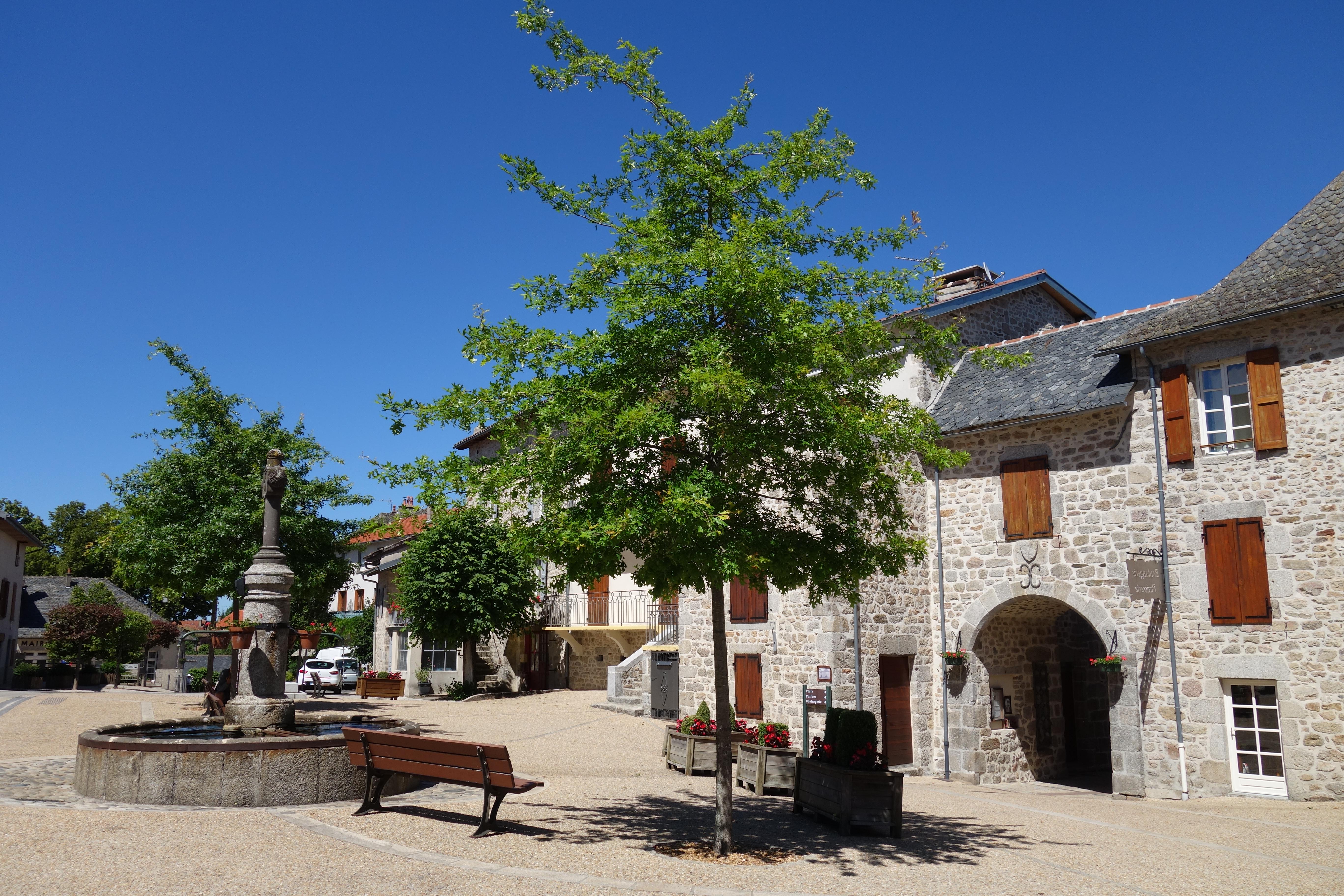 Place Marcolès