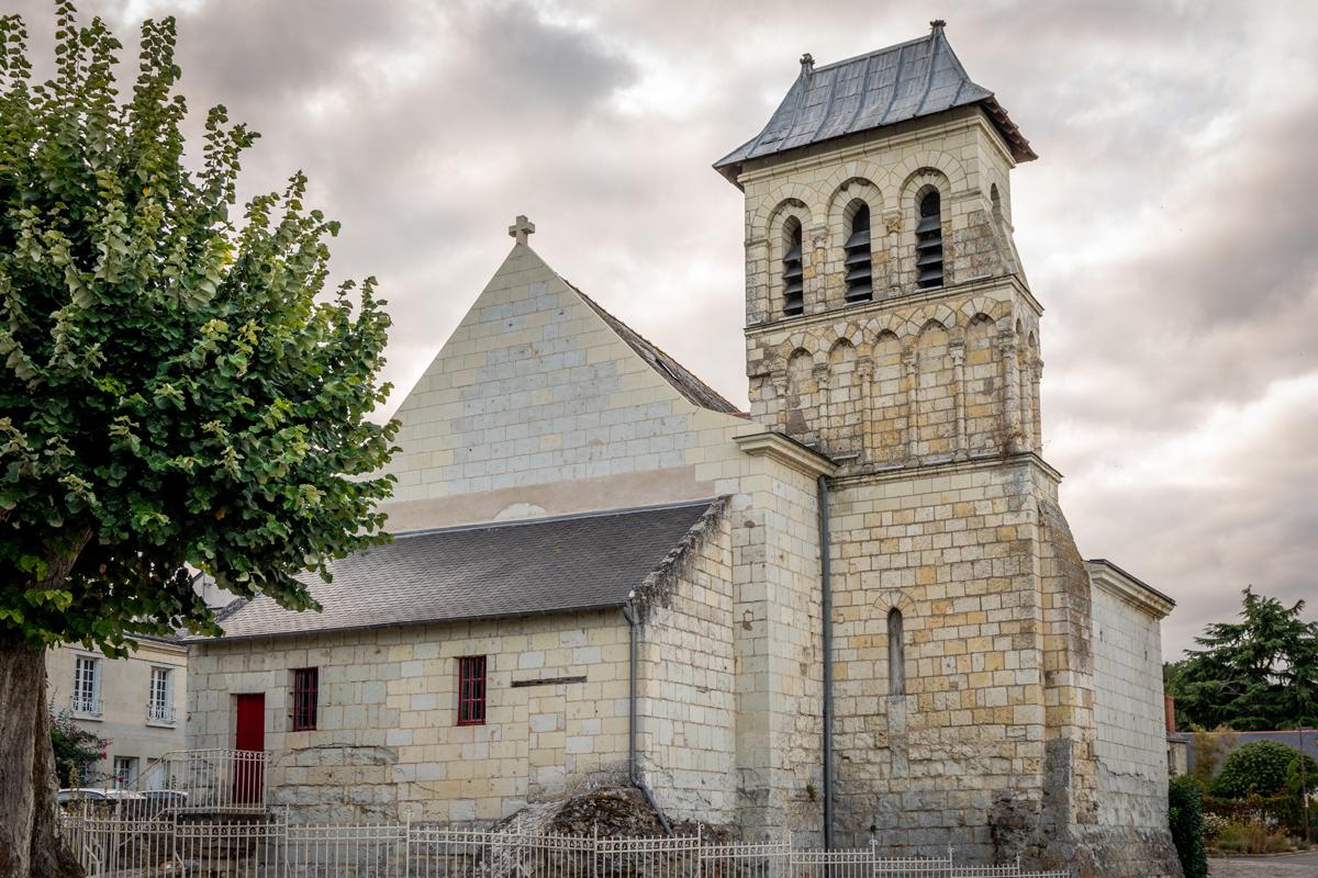 Eglise Le Thoureil