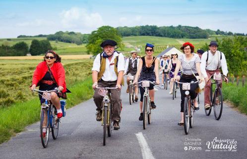 Anjour Vélo Vintage