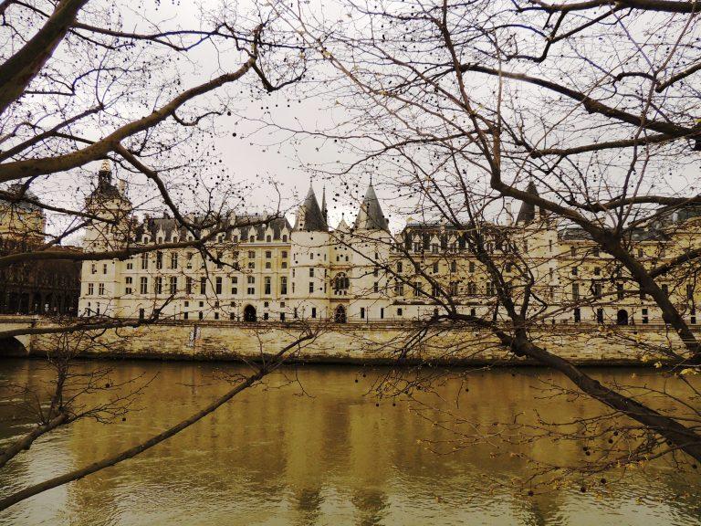 île de la cité - Paris