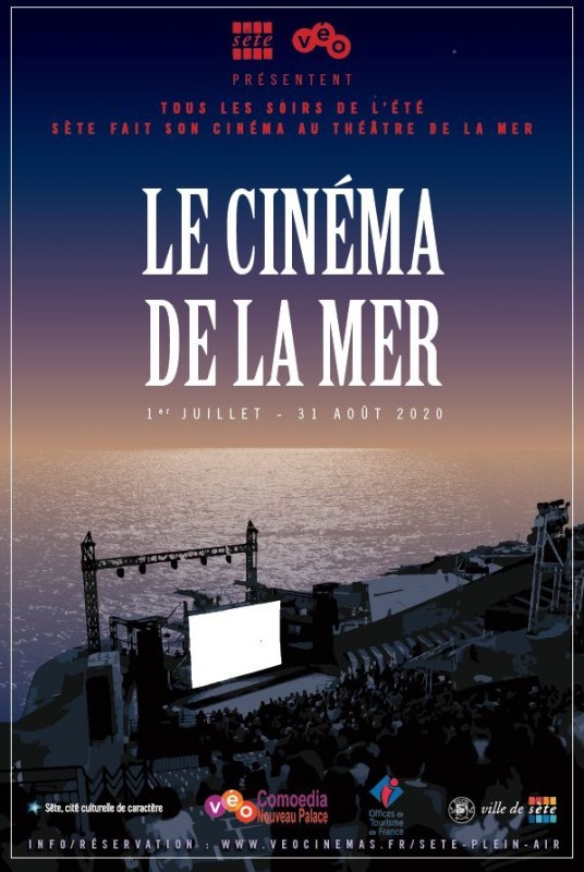 cinéma de la mer - sète