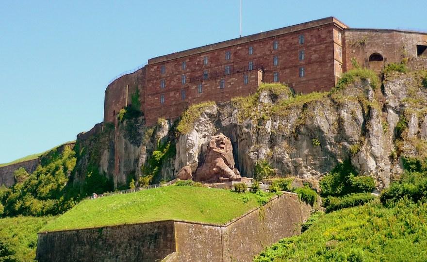 Découvrez Belfort : la Cité du Lion !