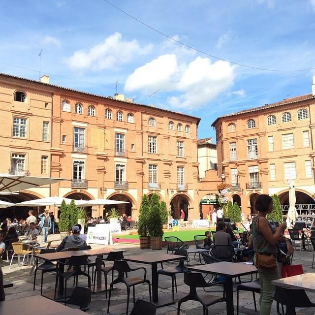 Place Royale Montauban