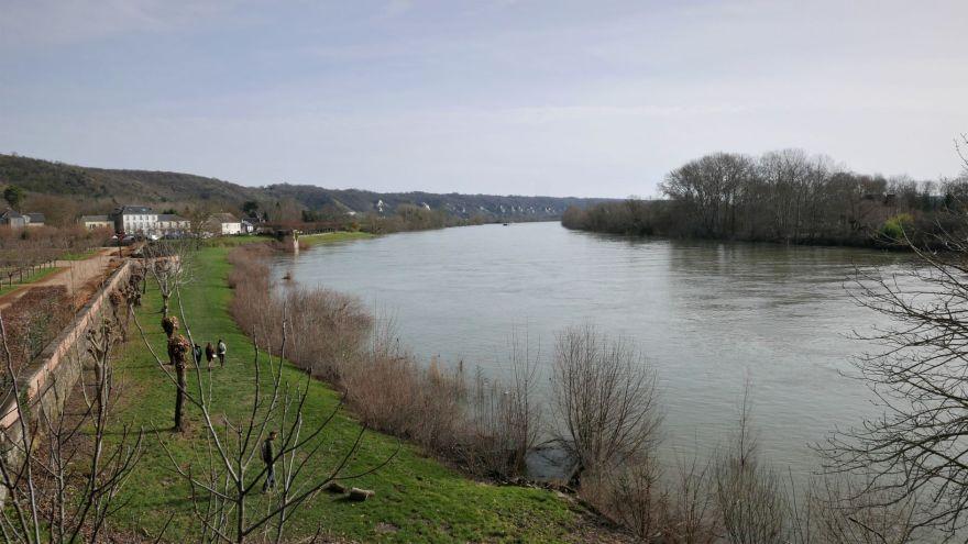 Seine à La Roche-Guyon