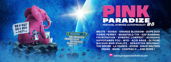 Festival Pink Paradise