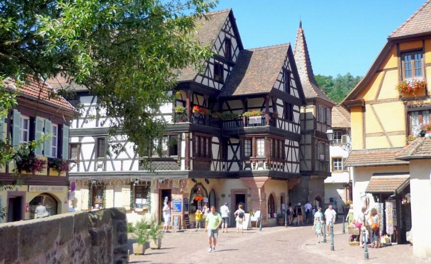 Les 7 plus belles demeures alsaciennes de la Renaissance