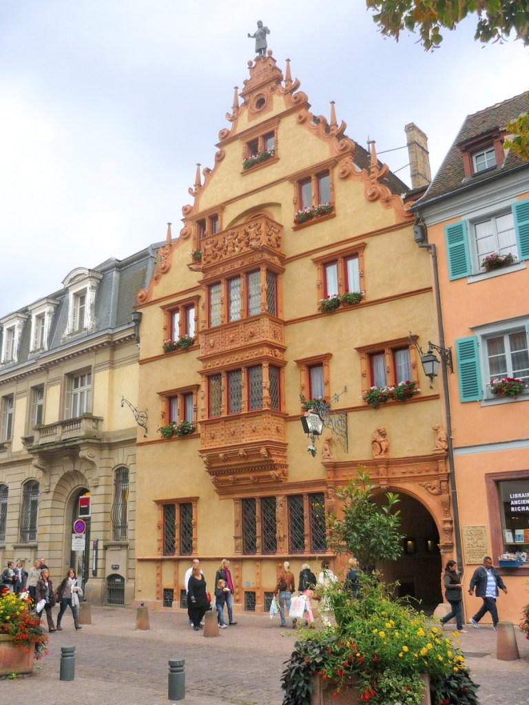 Maison des Têtes de Colmar © French Moments