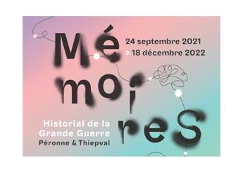 """Exposition """"MÉMOIRES"""""""