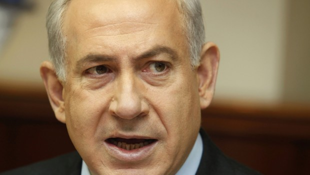 Netanyahu Fears Kerry Moving Away from Israeli Stance on Two-State Solution