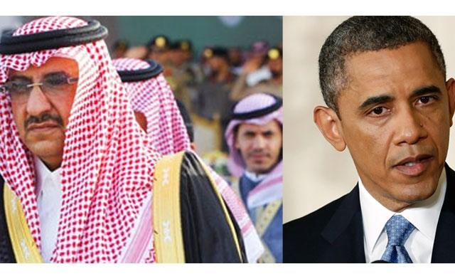 Obama meets new Saudi interior minister at White House