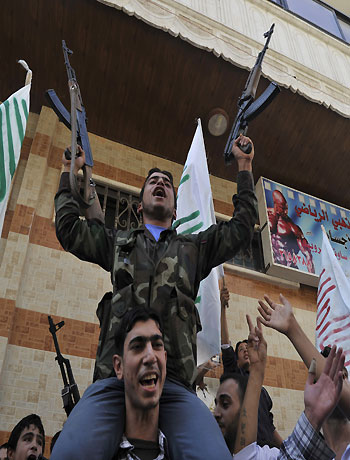 Turkey condemns U.N. inertia as Syrian conflict deepens