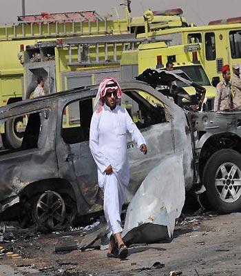 Fuel tanker explosion kills 22 in Saudi capital
