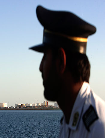 Saudi Arabia arrests 21 Iranians inside territorial waters