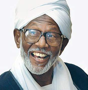 Asharq Al-Awsat Interviews Sudanese Islamist leader Dr. Hassan Turabi