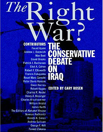 Left and Right Battle It Over Iraq