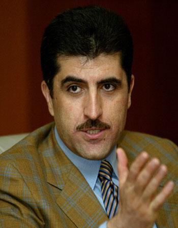 Asharq Al-Awsat Interview's Kurdish PM Nechirvan Barzani