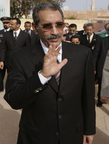 Oil-Rich Mauritania Holds Historic Vote