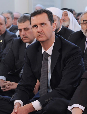 Assad Could Hold Out for at Least Two Years-Iraqi PM Nuri al-Maliki