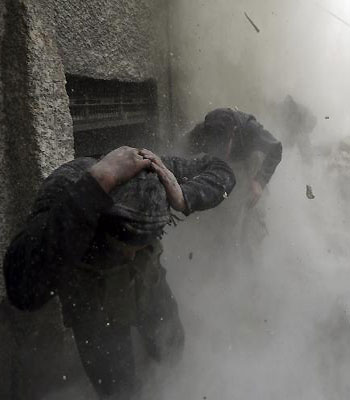 Syria: Rebels Make Gains, As Kerry Tells Assad to Step Down