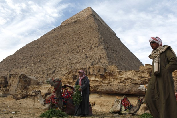 From Harrods to the Pyramids