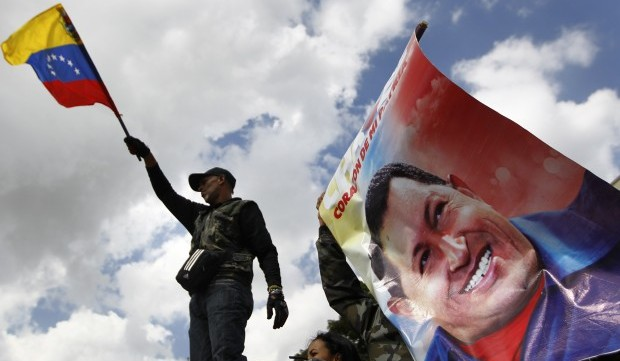 Venezuela VP: Chavez' Battling for Life