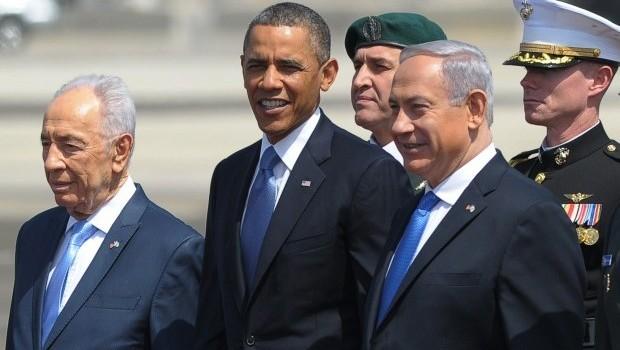 Obama Begins Israel Tour, Hails 'Eternal' US-Israel Alliance