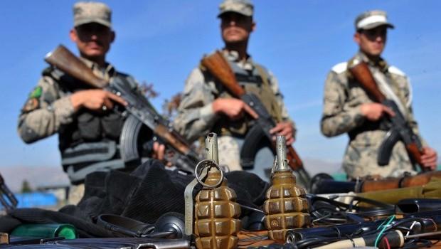 Taliban Kill 17 Captured Afghan Soldiers