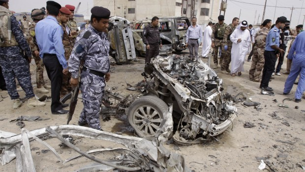 Basra Suffers Simultaneous Terrorist Attacks