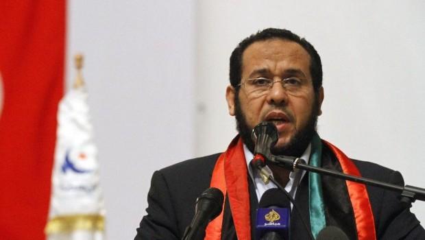 Abdelhakim Belhadj Explains Draft Political Exclusion Law
