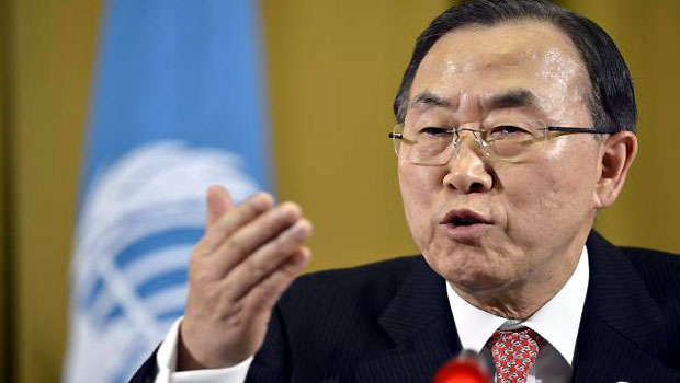 UN to Probe Alleged Syrian Chemical Weapons Attack