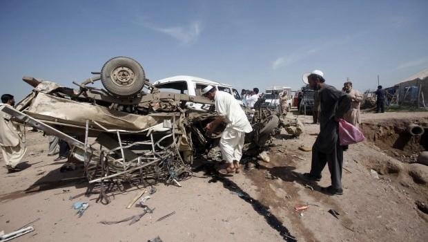 Blast Kills 17 at Pakistani Camp for Displaced People