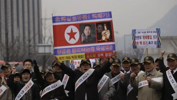 North Korea Threatens to Scrap Armistice Ending War