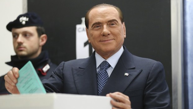Berlusconi Gets Jail Sentence in Wiretap Trial