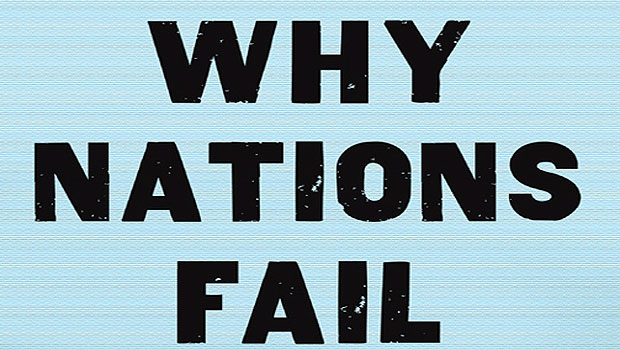 Why do Arab Nations Fail?