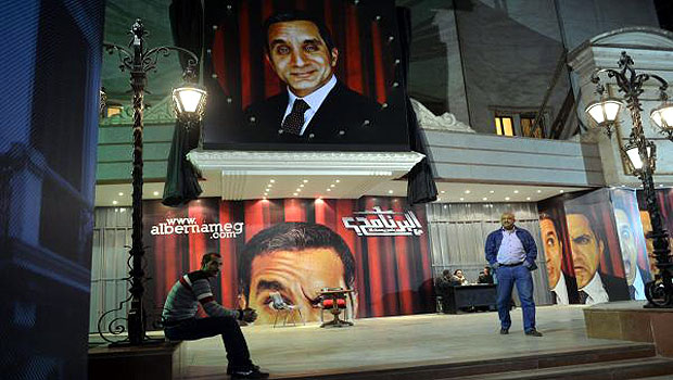 Opinion: The Egyptian media's one-way traffic