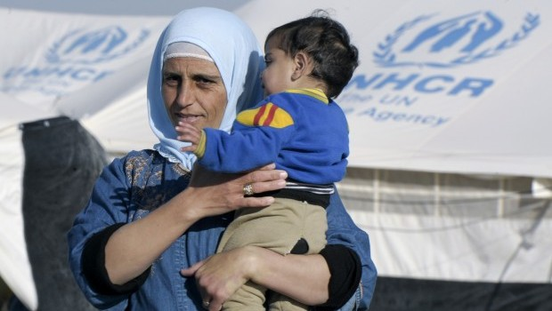 UN Funds for Syrian Refugees Running Out