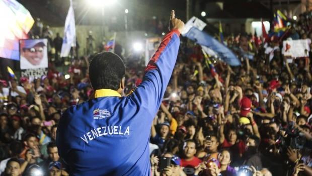 Tight Win for Chavez's Heir Spells Uncertainty for Venezuela