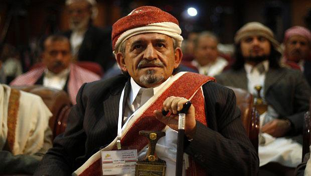 Sheikh Al-Ahmar on Yemen's National Dialogue