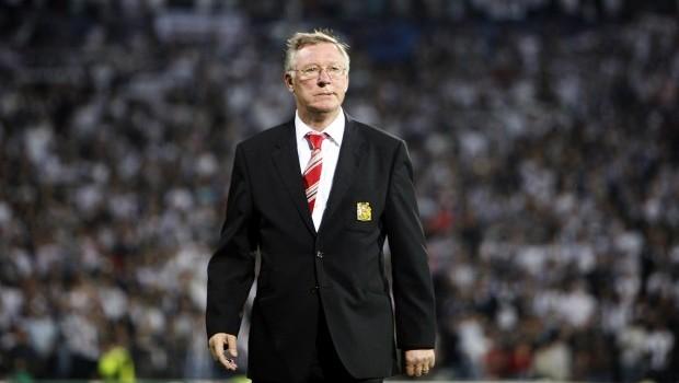Alex Ferguson bows out