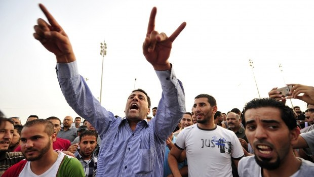 Libyan interior minister submits resignation