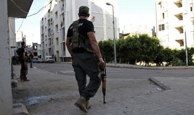 Opinion: Syria's spreading sectarian war
