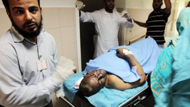 Car bomb in Benghazi kills at least 15