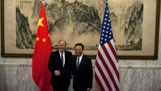 White House security adviser calls for deeper China military ties