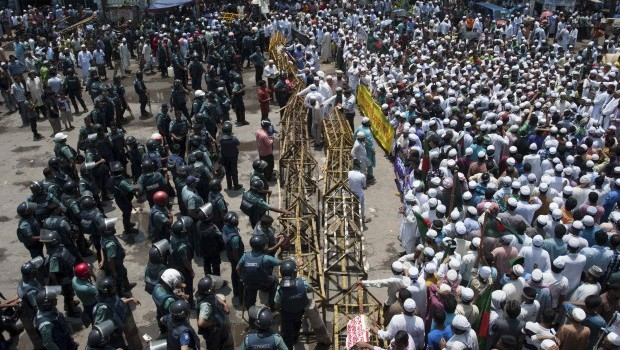 Reports Say 15 Killed in Bangladesh Clashes