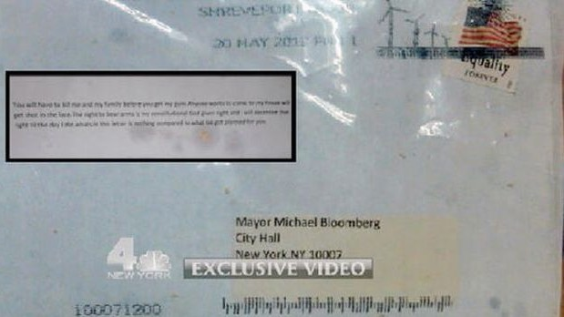 FBI: Ricin letter to Obama sent from Washington