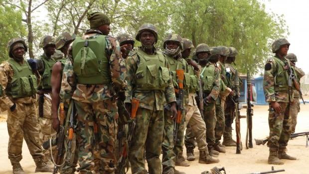 Nigerian troops reinforce northeast cities in emergency