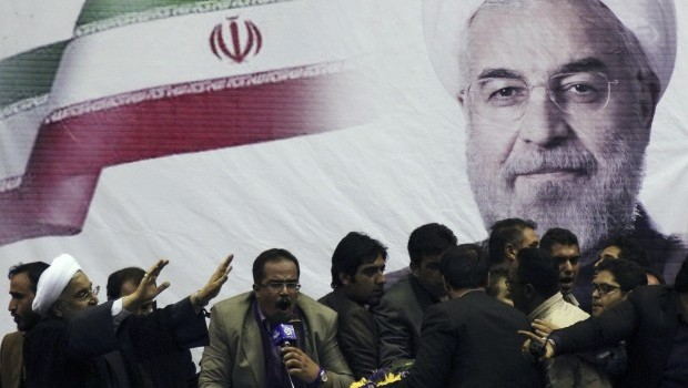 In conversation with Hassan Rouhani