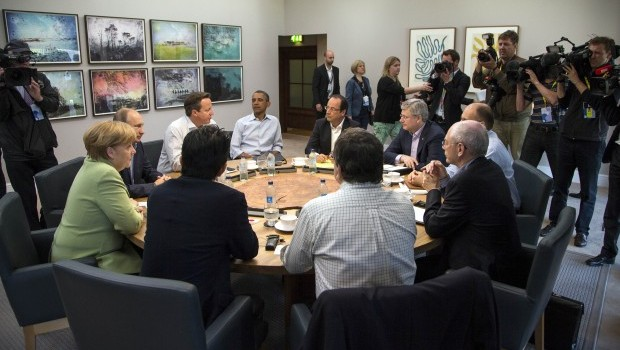 Russia resists G8 pressure on Syria