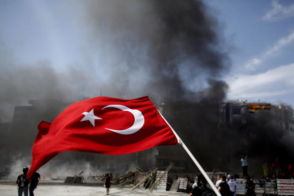Opinion: The semiotics of the Taksim Square protests